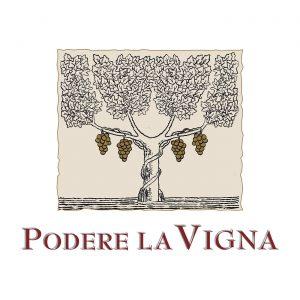Logo Podere La Vigna CMYK